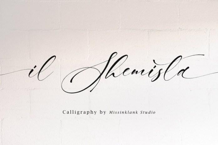 Il Shemista Font