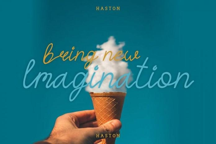 HASTON Regular Font