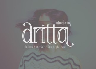 Aritta Font