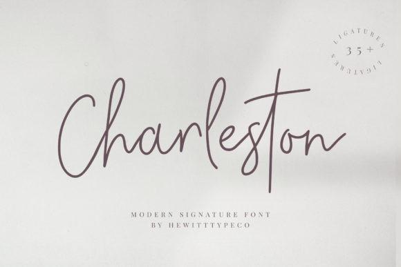 Charleston Font