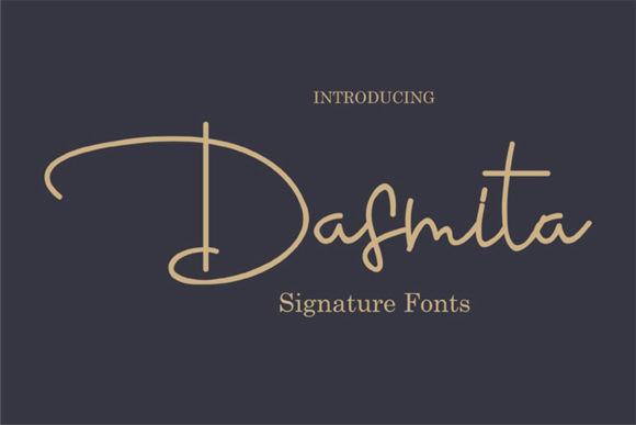Dasmita Font