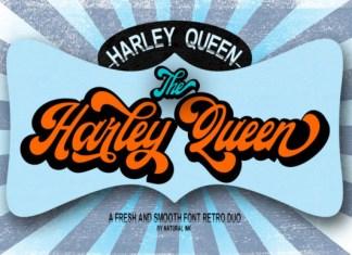 Harley Queen Font
