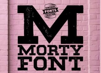 Morty Font