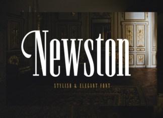 Newston Font