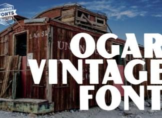 Ogar Font