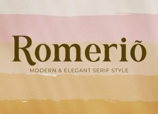 Romerio Font