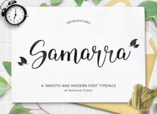 Samarra Font