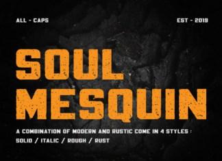 Soul Mesquin Font