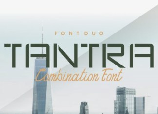 Tantra Duo Font