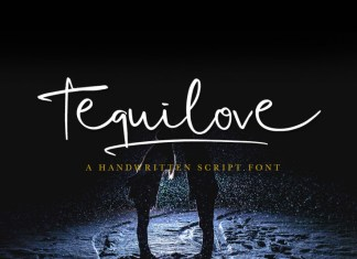 Tequilove Font