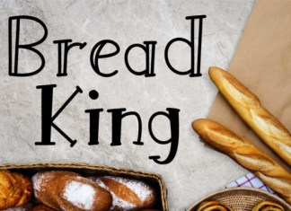 Bread King Font