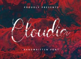 Cloudia Font