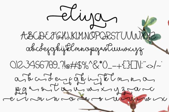 Eliya Font