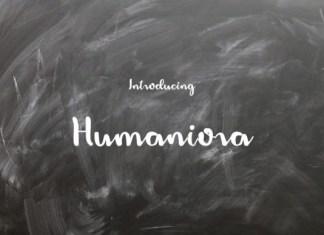Humaniora Font