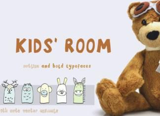 Kids' Room Font