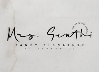Mrs. Santhi Font