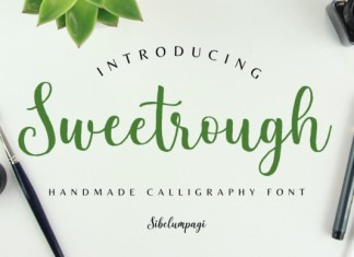 Sweetrough Font