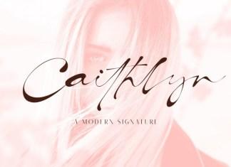 Caithlyn Font