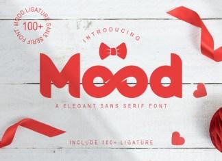 Mood Font