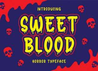 Sweet Blood Font