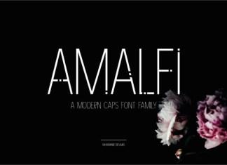 Amalfi Font
