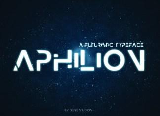 Aphilion Font