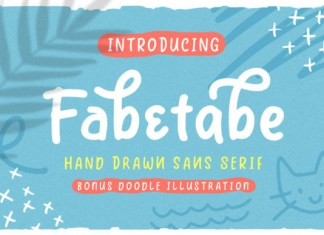 Fabetabe Font