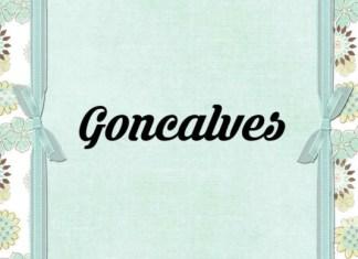Goncalves Font