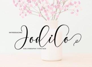 Jodilo Font