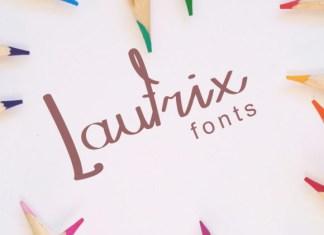 Lautriex Font