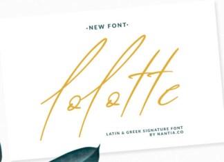 Lolotte Font