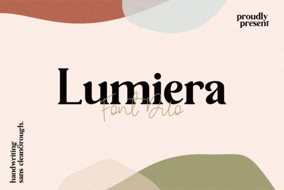Lumiera Font