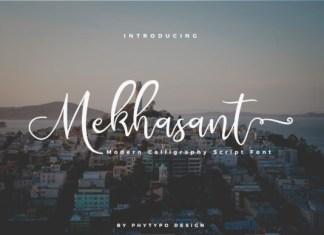 Mekhasant Font