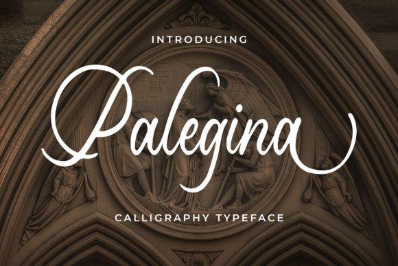 Palegina Font