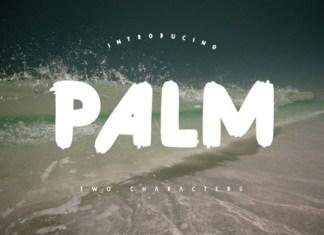 Palm Font