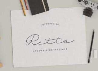 Retta Font
