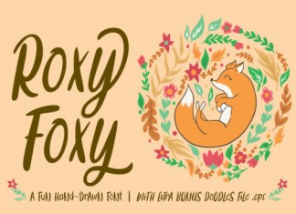 Roxy Foxy Font