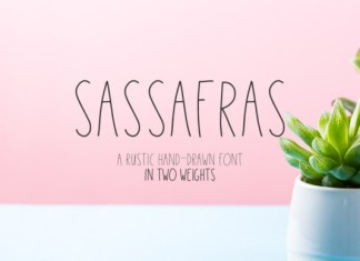 Sassafras Font