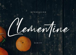 Clementine Font