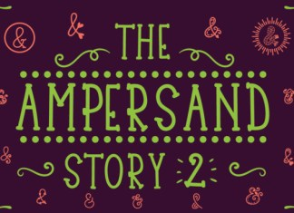 The Ampersand Story 2 Font