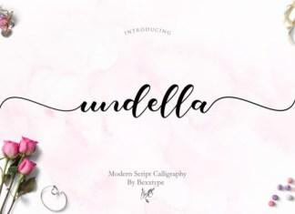Undella Font