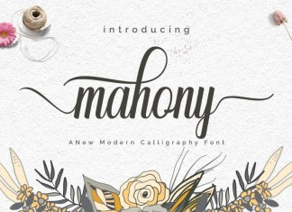mahony Font