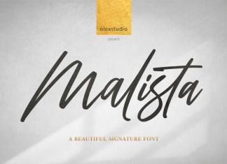 Malista Font