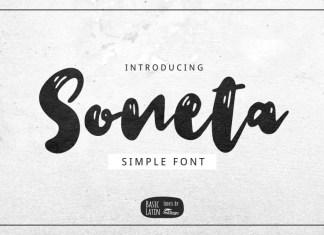 Soneta Font