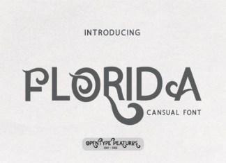 Florida Font
