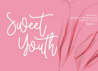Sweet Youth Font