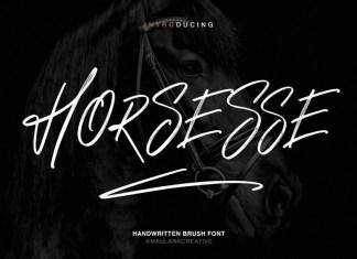 Horsesse Font