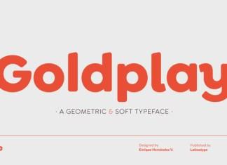 Goldplay Font