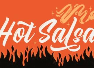 Hot Salsa Font