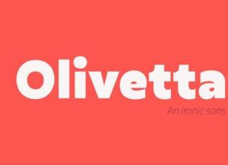 Olivetta Font